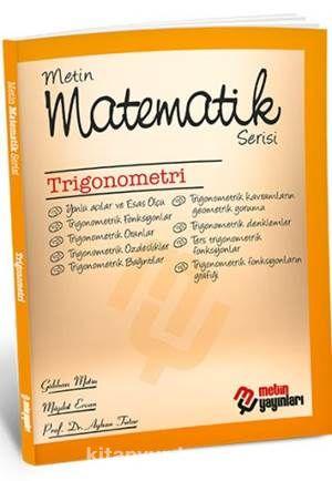 Matematik Serisi - Trigonometri - Kollektif pdf epub