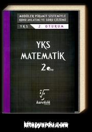YKS 2. Oturum Matematik 2. Kitap Konu Anlatımı ve Soru Çözümü