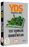 YDS Yabancı Dil Sınavı Test Teknikleri - Gramer Notları