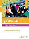 Fiesta! 2 Cuaderno de ejercicios (Çalışma Kitabı) 13-15 yaş İspanyolca Orta Seviye
