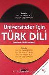 Üniversiteler İçin Türk Dili (Yazılı ve Sözlü Anlatım)