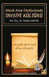 Klasik Arap Edebiyatında Tavsiye Kültürü