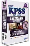2018 KPSS Anayasanın Pusulası Çözümlü Soru Bankası