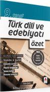 9. Sınıf Türk Dili ve Edebiyatı Konu Özetli Çözümlü Soru Bankası