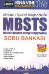 2018 MBSTS Soru Bankası