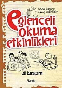 Eğlenceli Okuma Etkinlikleri - Ali Karaçam pdf epub