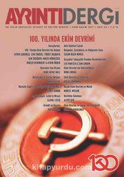 Ayrıntı İki Aylık Sosyalist Siyaset ve Kültür Dergisi Sayı:23 Ekim-Kasım 2017
