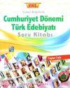 YKS Temel Bilgilerle Cumhuriyet Dönemi Türk Edebiyatı Soru Kitabı