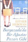 Burgazada'da Bir Ağustos Pazarı Gibi