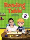 Reading Table 2 with Workbook + Audio CD