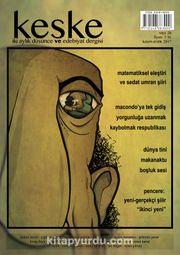 Keşke İki Aylık Düşünce ve Edebiyat Dergisi Sayı:26 Ekim-Kasım 2017
