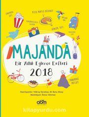 2018 Majanda & Bir Yıllık Eğlence Defteri