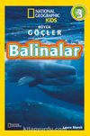 National Geographic Kids  Büyük Göçler: Balinalar