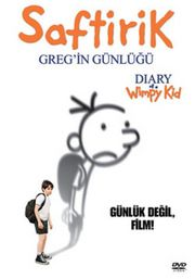 Diary Of A Wimpy Kid - Saftirik Greg'in Günlüğü (Dvd)