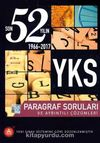 YKS 52 Yılın Paragraf Soruları ve Ayrıntılı Çözümleri