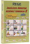 İngilizce Öğreten Resimli Tombala - 2 (Fiiller)