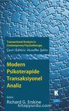 Modern Psikoterapide Transaksiyonel Analiz