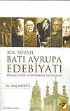 XIX.Yüzyıl Batı Avrupa Edebiyatı