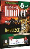 8. Sınıf İngilizce TEOG-MOS Hunter Yaprak Test