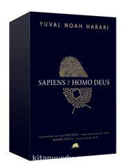 Yuval Noah Harari Set (Sapiens / Homo Deus) (Ciltli)