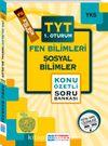 2'si Bir Arada YKS-TYT Fen Bilimleri - Sosyal Bilimler Konu Özetli Soru Bankası