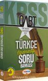 2018 KPSS ÖABT Türkçe Öğretmenliği Soru Bankası