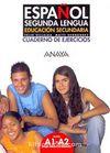 Espanol Segunda Lengua A1-A2 Cuaderno de Ejercicios (İspanyolca Temel ve Orta-Alt Seviye Çalışma Kitabı)