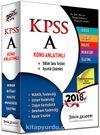 KPSS A Konu Anlatımlı