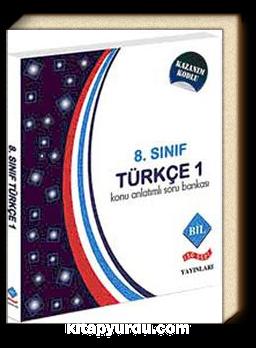 8. Sınıf Türkçe -1 Konu Anlatımlı Soru Bankası