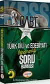 ÖABT Türk Dili ve Edebiyatı Öğretmenliği Soru Bankası