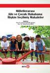 Milletlerarası Aile ve Çocuk Hukukuna İlişkin Seçilmiş Makaleler