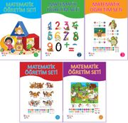 Matematik Öğretim Seti (5 Kitap)