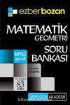 2018 KPSS Ezberbozan Matematik - Geometri Soru Bankası