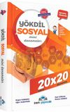 YÖKDİL Sosyal Mini Denemeler 20x20