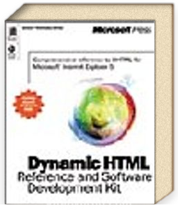 Dynamic HTML Reference and Software Development Kit