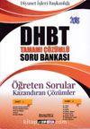 DHBT Tamamı Çözümlü Soru Bankası Öğreten Sorular