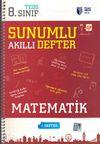 8. Sınıf Matematik Sunumlu Akıllı Defter (2 Defter)