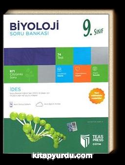 9. Sınıf Biyoloji Soru Bankası (Yeni Müfredat)