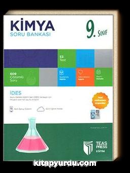 9. Sınıf Kimya Soru Bankası (Yeni Müfredat)