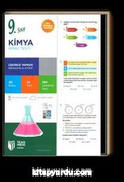 9. Sınıf Kimya Yaprak Test Çek Kopar (Yeni Müfredat)