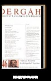 Dergah Edebiyat Sanat Kültür Dergisi / Nisan 2002 - Sayı 146