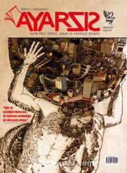 Ayarsız Aylık Fikir Kültür Sanat ve Edebiyat Dergisi Sayı: 22 Aralık 2017