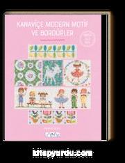 Kanaviçe Modern Motif ve Bordürler
