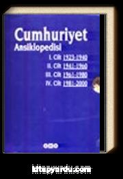 Cumhuriyet Ansiklopedisi -4 Cilt-&19 Mayıs'tan 29 Ekim'e &I.   Cilt: 1923 - 1940&II.  Cilt: 1941 - 1960&III. Cilt: 1961 - 1980&IV. Cilt: 1981 - 2000