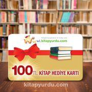 Kitap Hediye Kartı (100 TL)