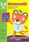 Matematik Öğreniyorum Aktivite Kitabım (3-4 Yaş)
