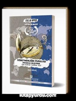 KPSS Eğitim Bilimleri Öğretmenliğin Pusulası Program Geliştirme Çek Kopar Yaprak Test
