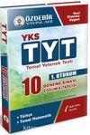 YKS-TYT 10 Deneme Sınavı Çözüm Kitapçığı (1.Oturum)