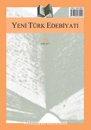 Yeni Türk Edebiyatı Hakemli Altı Aylık İnceleme Dergisi Sayı:16 Ekim 2017