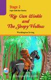 Rip van winkle and The Sleepy Hollow / Orginal Stage 2 Gold Star Classics (Cd'li)